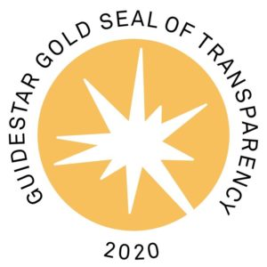 guidestar gold seal of approval 2020